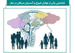 شناسایی یکی از عوامل شیوع و گسترش سرطان مغز