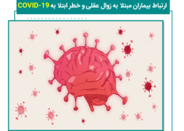 ارتباط بیماران مبتلا به زوال عقلی و خطر ابتلا به COVID-19